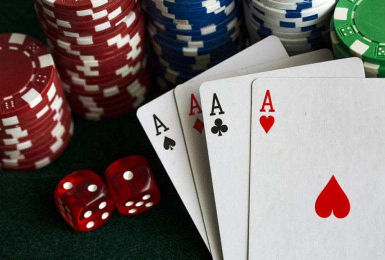 Overview Of Casino Poker