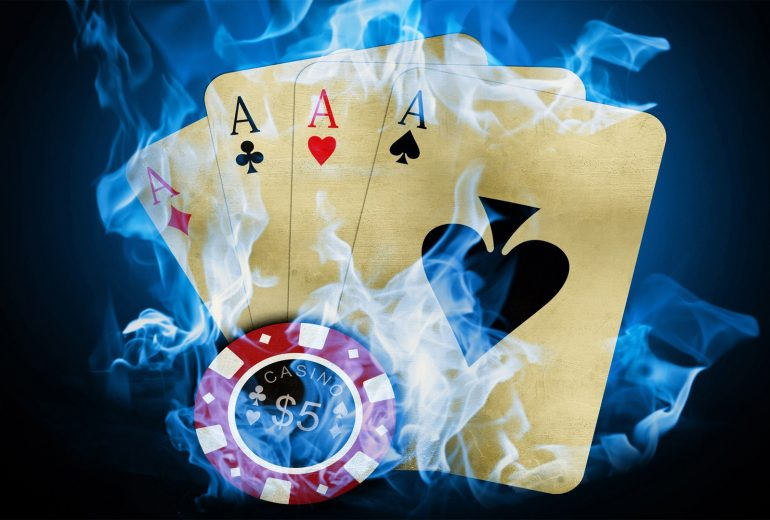 Terrible Errors To Avoid Once You Do Casino