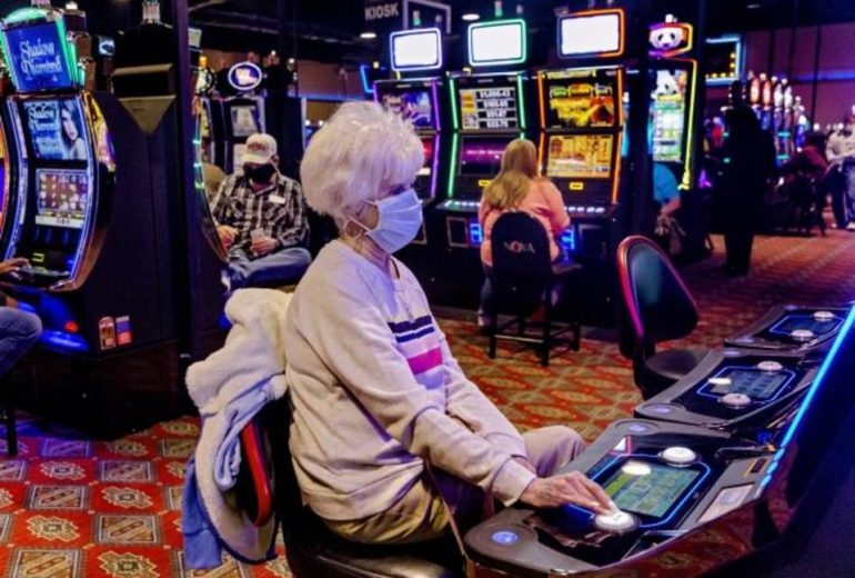 Questioning How To Make Your Online Casino Rock?
