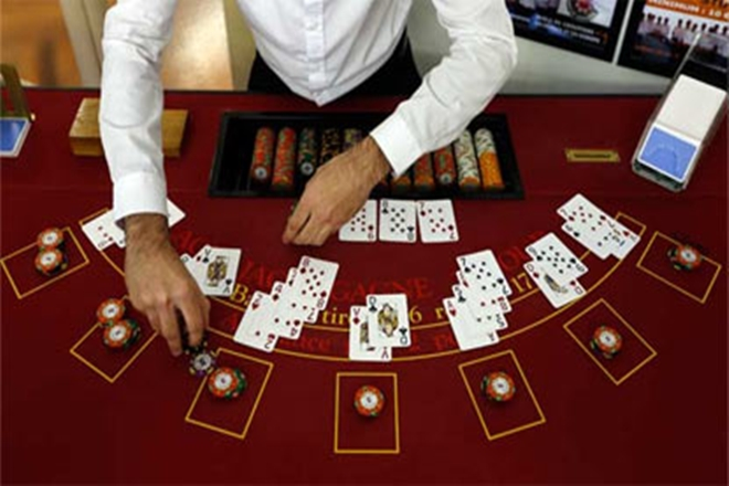 Are You Proficient At Online Casino